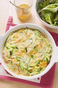 Flan de courgette Kiri, une recette toute simple et si savoureuse ! #Kiri #recette #flan #gourmand #kids #food