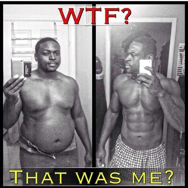 Great Transformation! #fitness #motivation #humor