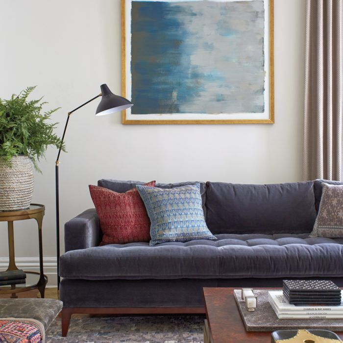 A Couple Updates A Victorian Home They Long Admired Luxe Interiors Design Interior Design Victorian Homes Rectangular Living Rooms