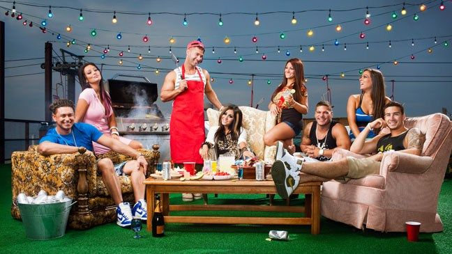 Currently in development, 'Reunion Road Trip' will reunite the casts of former TV unscripted and scripted shows.    The details surrounding the Jersey Shore cast's recent reunion are finally coming to light. The stars of the hit MTV reality show, which ran from 2009-2012,... #Details #Docuseries #Jersey #Reunion #Shore
