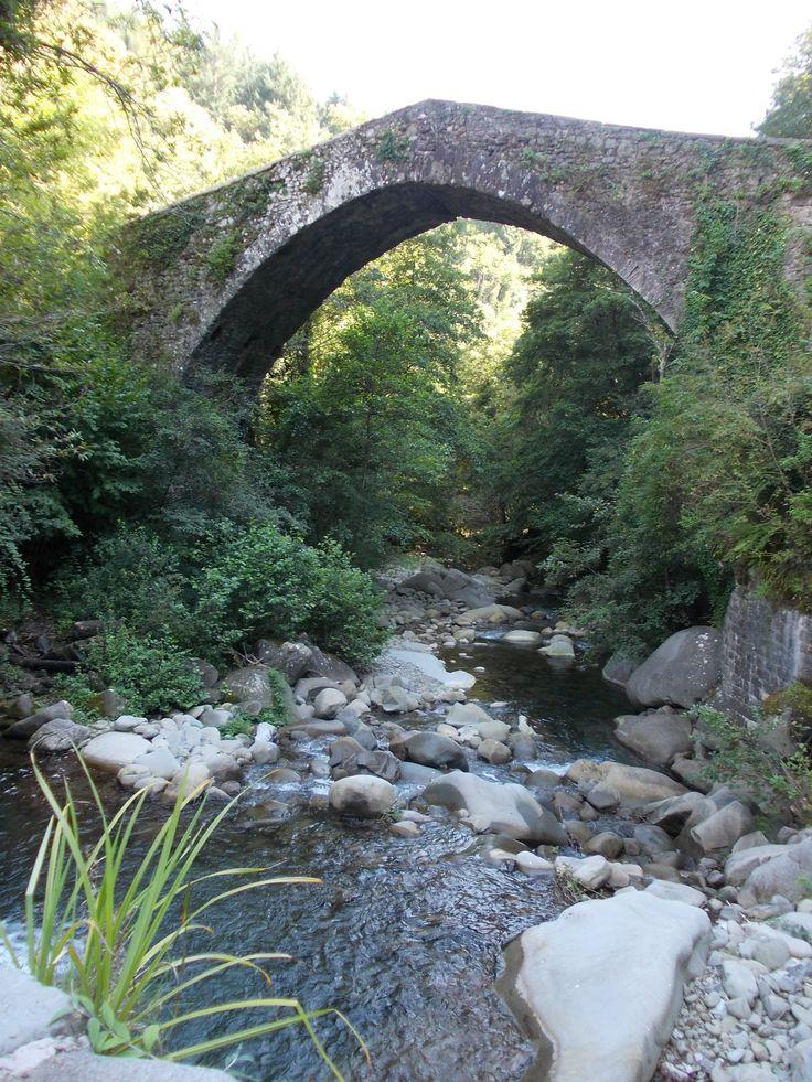 Ponte medievale - Castiglione Garfagnana