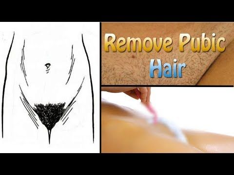 Pin on remove hair