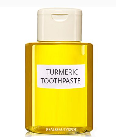 Method: Take coconut oil 2 spoons, 1 spoon baking soda (optional) and 1 spoon organic turmeric powder. Take a bowl, add all these ingredients and mix it all together until you get a smooth and creamy paste. It might stain your toothbrush but the result will make you forget the stains, do not worry.