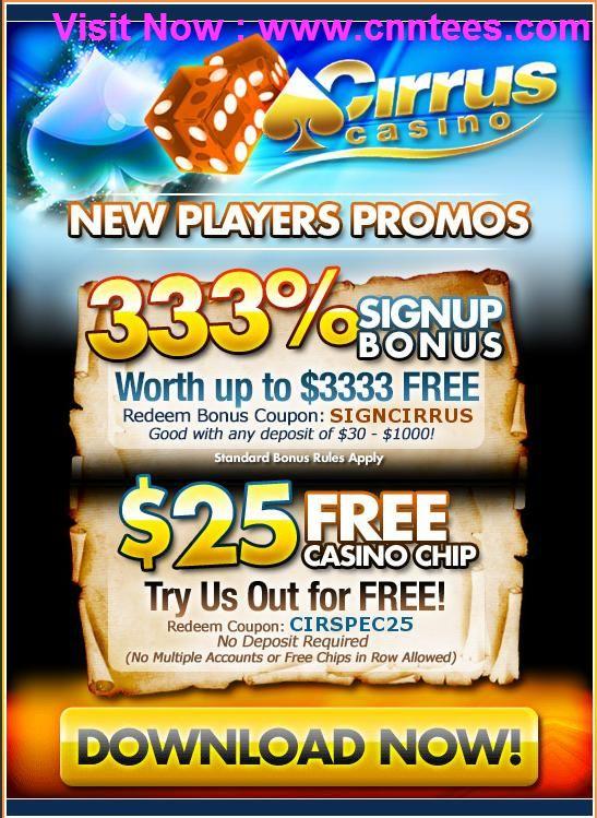 Free Casino Chips No Deposit Required
