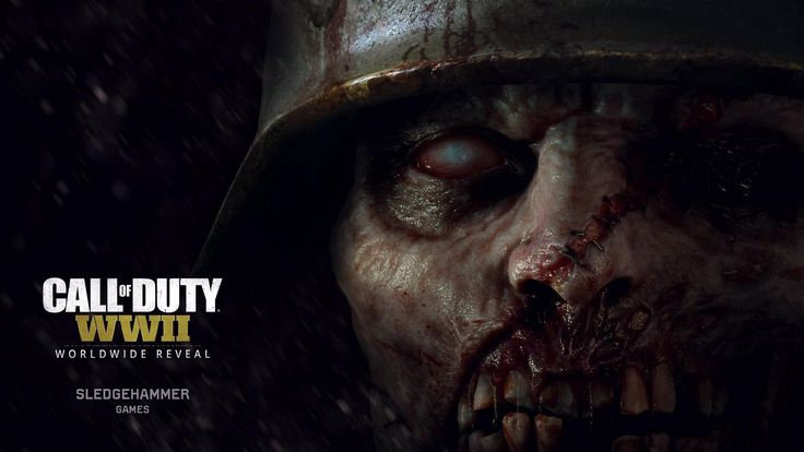 First Look at Call of Duty: WWII Zombies!