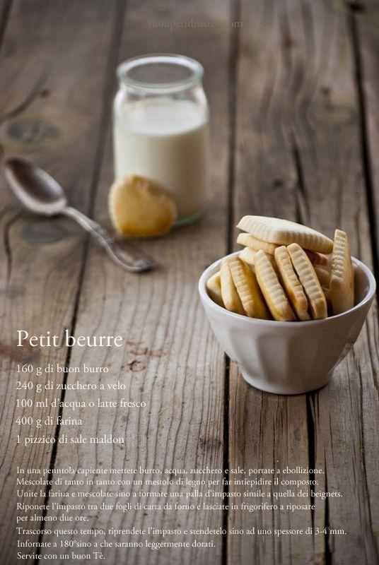 Petit beurre #monpetitbistrot