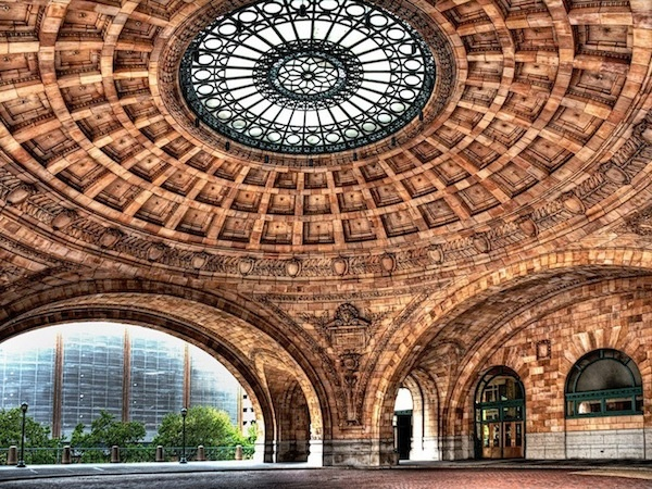 Pennsylvanian Union Train Station ~ Pittsburgh ~ Architect: Daniel Burnham, (1846 – 1912)