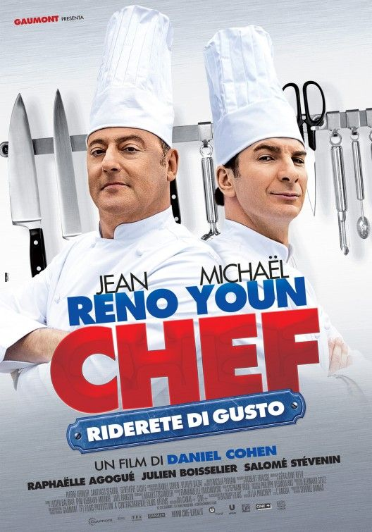 The Chef aka 'Le Chef' - A Film About Food