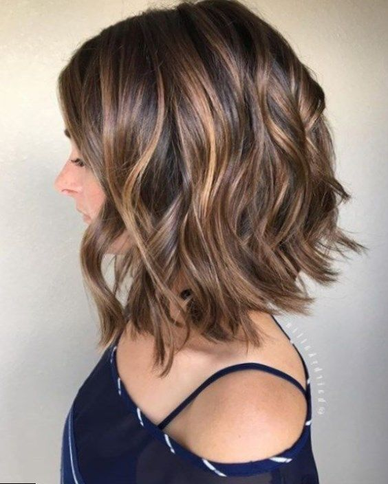 Pin Von Devereaux Auf Neue Frisurentrends 2017 Hair Styles Curly