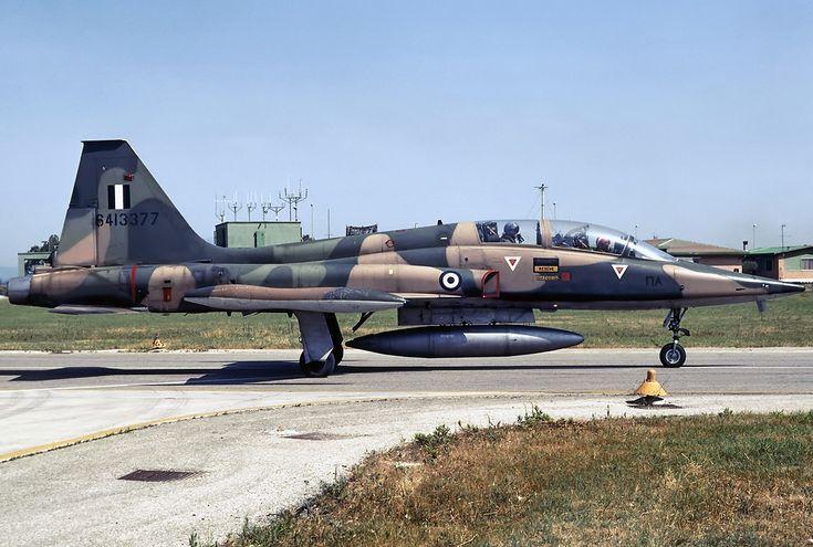 Northrop F-5B Freedom Fighter Grazzanise - LIRM, Italy