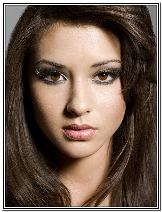 Best Makeup Colors For Fair Skin And Brown Eyes Hair