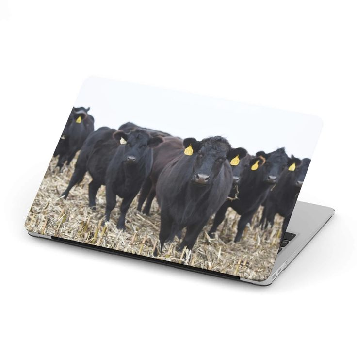 MacBook Case for Cow Lovers 10