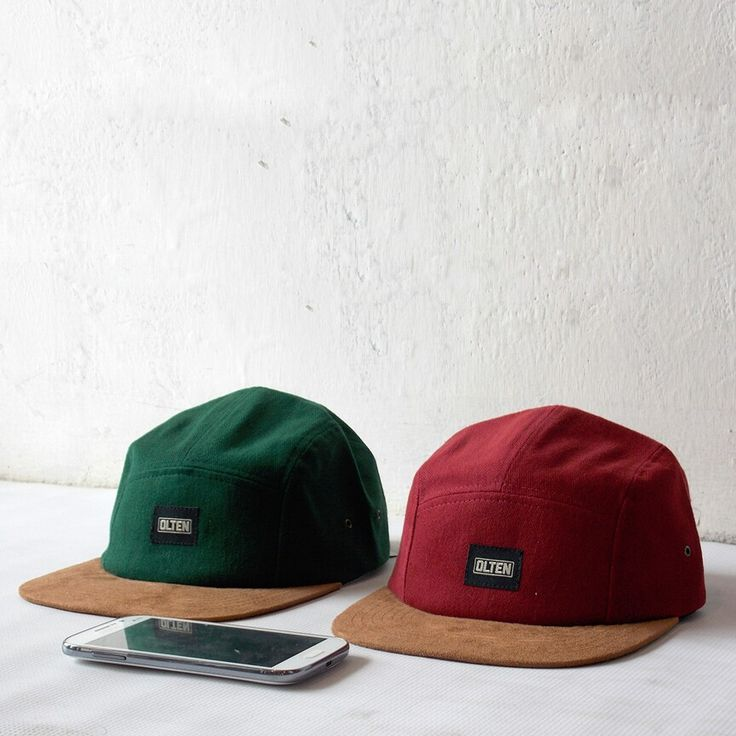 Five panel Cap Olten - http://bit.ly/rbck2015