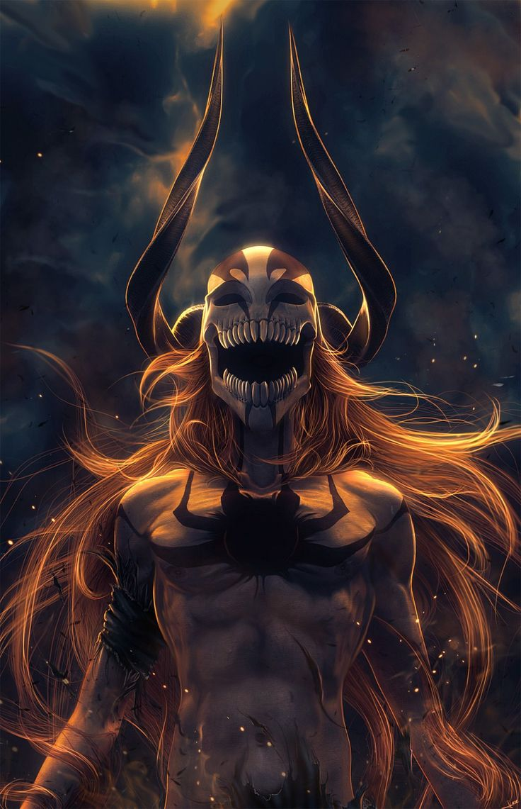 cool art, bleach