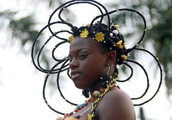 Beautiful African Women Hairstyles Photos