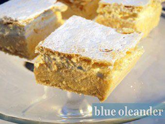 Croatian Cream Pie