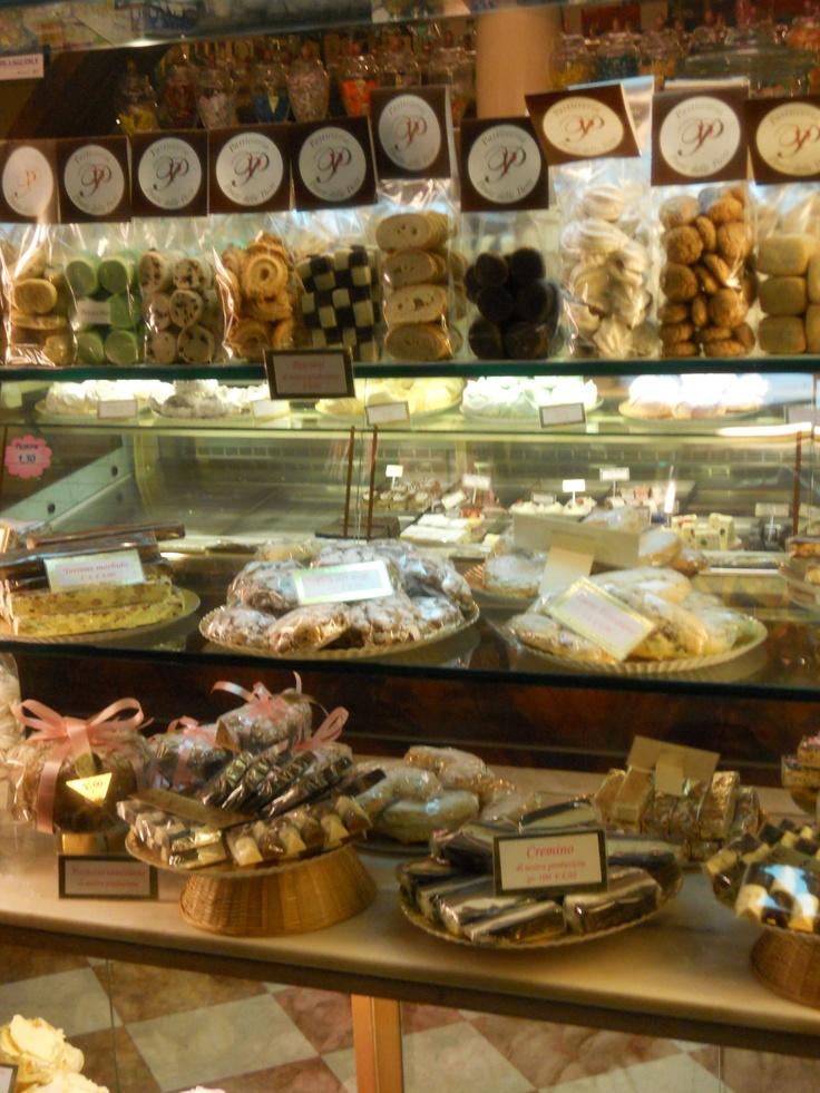 Sweet shop in Venice