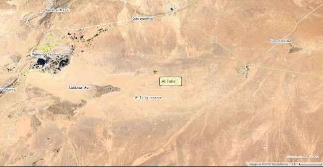 Militan ISIS gempur Assad dekat Palmyra  ISIS serang Assad di sekitar Tadmur/Palmyra  Sebuah fenomena jarang terjadi kelompok militan ISIS berhasil merebut sejumlah wilayah dari pasukan rezim Suriah di dekat kota kuno Palmyra pada Jum'at (9/12) setelah terjadi bentrokan sengit. ISIS melancarkan serangan mulai Kamis (8/12) malam. Mereka berhasil menguasai lumbung penyimpanan makanan serta sebagian kontrol atas ladang minyak dan gas. Foto dan video yang dirilis media ISIS Amaq menunjukkan…
