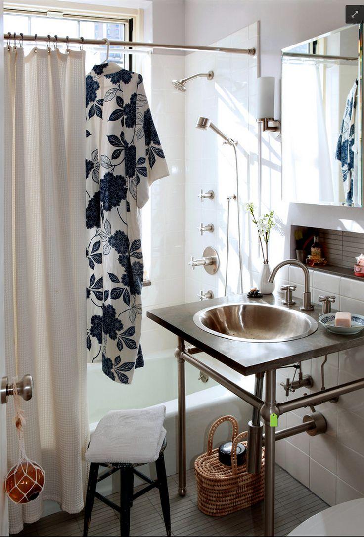 53 best images about BathroomsTiny on PinterestNarrow