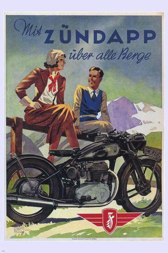 Vintage life framed posters