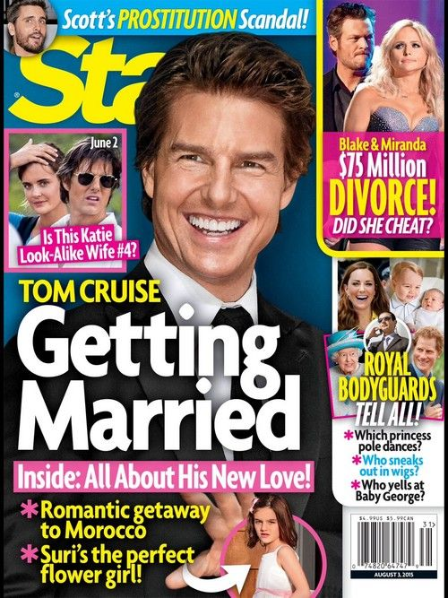 Tom Cruise Plans To Marry Assistant Emily Thomas: Wedding On Horizon - Deeply In Love With Katie Holmes Look-Alike