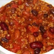 Crock Pot Baked Beans with Ground Beef