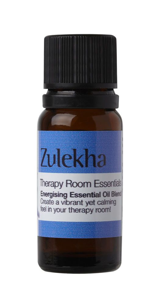 Energising Essential Oil Blend 10ml Zulekha Aromatherapy Care Citrus