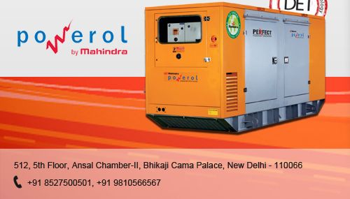 Perfect Generator is the OEM of Mahindra Powerol Generators. Want to buy generator in Delhi-India, Looking For Genset Services, Genset Parts or Dg Sets AMC, Perfect Generators Ghaziabad is the best palce in Delhi-NCR.
