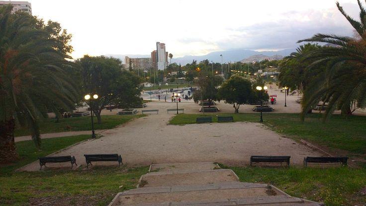 Parque de La Reyes