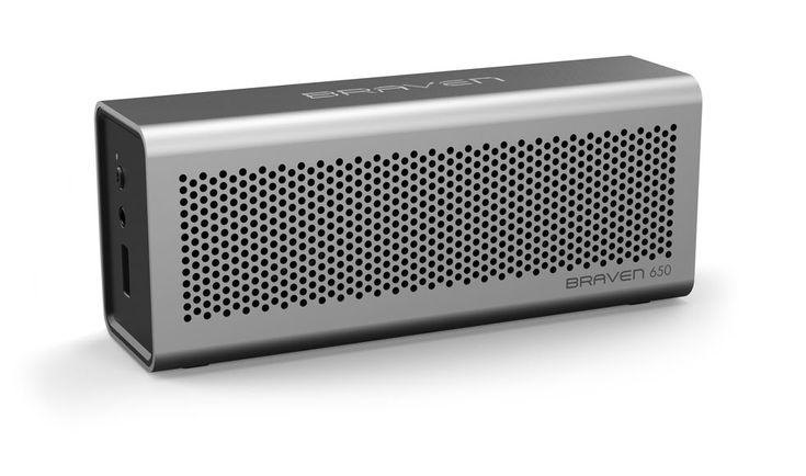 Braven 650 Aluminum APTX Wireless Bluetooth Speaker