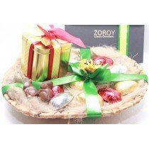 Dark Easter Chocolate - Online Easter Bunny Chocolate available at Zoroy in India. Enjoy the sensational taste of Easter eggs with this sensational range of delicious chocolates.