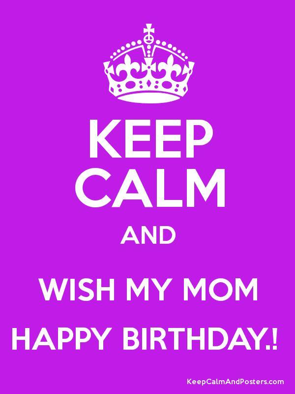 9 best Happy Birthday Mom images – Birthday Greetings to My Mom