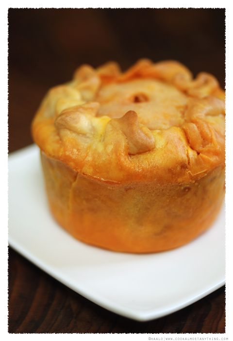 Hot Water Pastry (useful for making Curry Pies) - Recipe Included. I will be making tuna mornay pies to save getting them frozen from Byron Bay