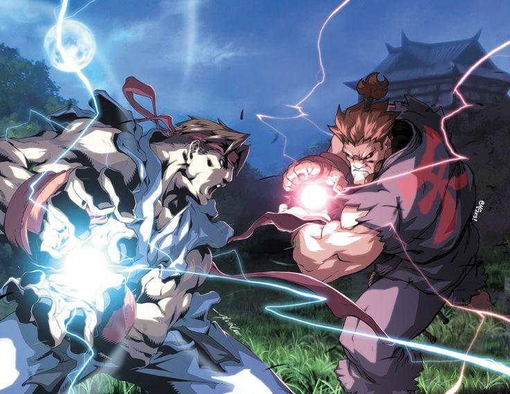 Street Fighter Characters HD desktop wallpaper High Definition