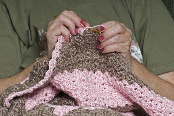 9 international charities that need crochet items - Canada, United Kingdom, & Austrailia