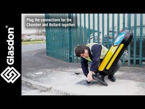 Glasdon UK | how to install | Solar Signmaster™ LED Bollard - YouTube https://uk.glasdon.com/solar-signmaster-led-keep-left-traffic-bollard/bypass