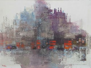 arad pro art: Contemporary English Painting by Colin Ruffell