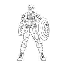 top 20 free printable superhero coloring pages online  coloring captain america and coloring pages
