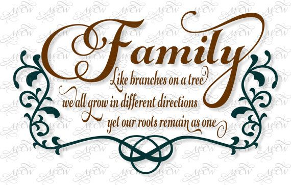 Family Roots SVG by MyCasualWhimsy on Etsy