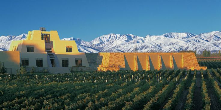 Bodega Catena Zapata is a family-owned winery located in Mendoza