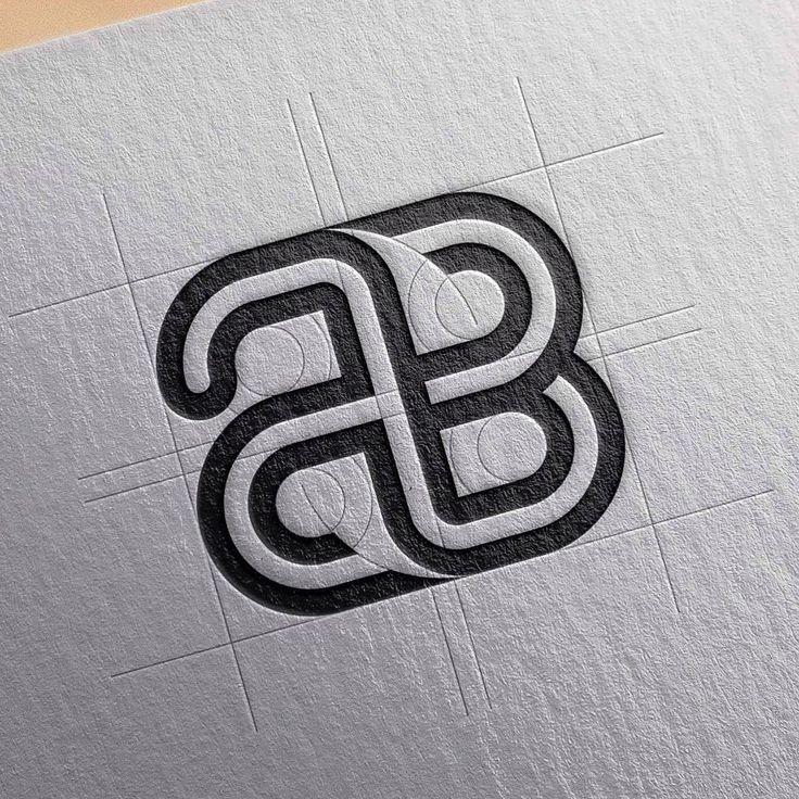 AB initials