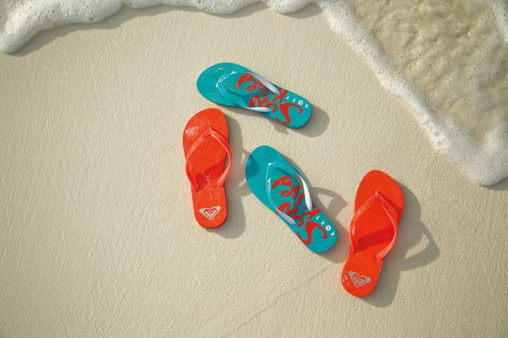 Proteja seus pés da areia quente!