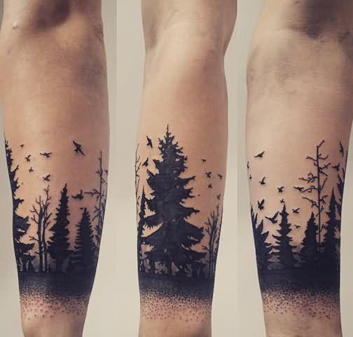 tree tattoo arm - Recherche Google