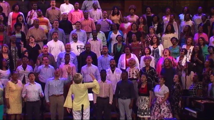 """Revelation 19:1"" sung by the Brooklyn Tabernacle Choir"