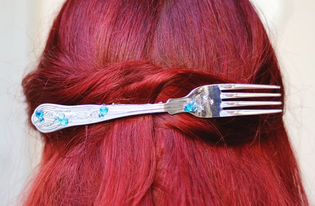 The Briar Rose Blog: Make Your Own Dinglehopper From The Little Mermaid