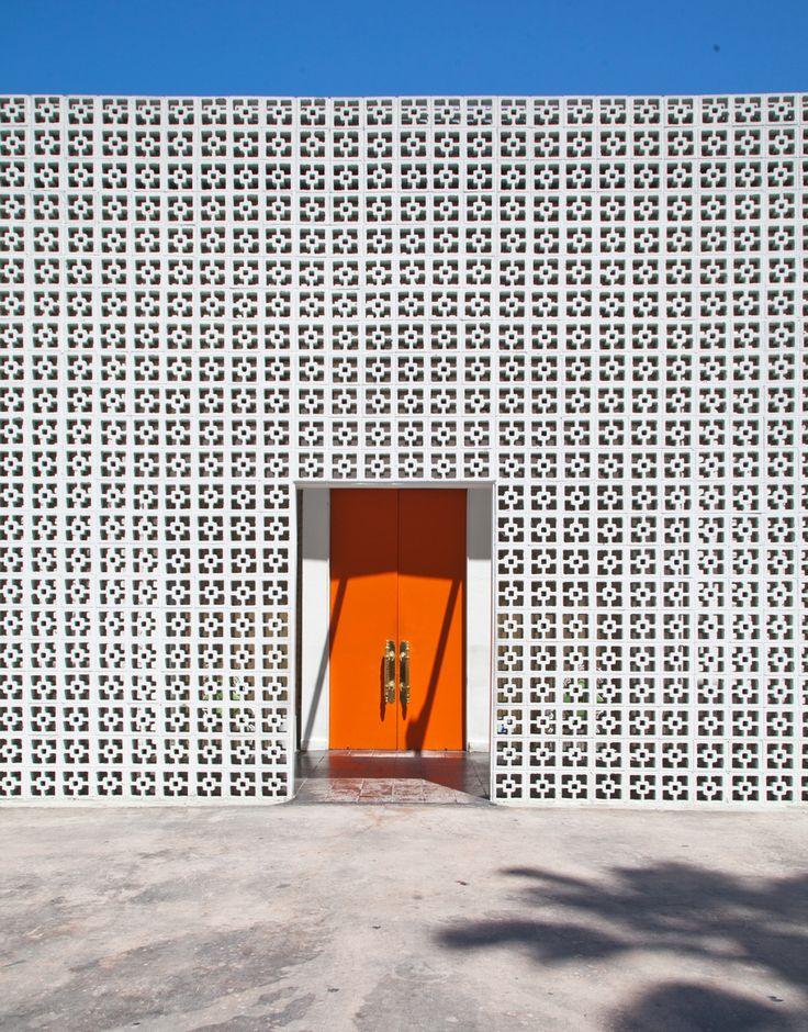 Parker Palm Springs, designed by Jonathan Adler