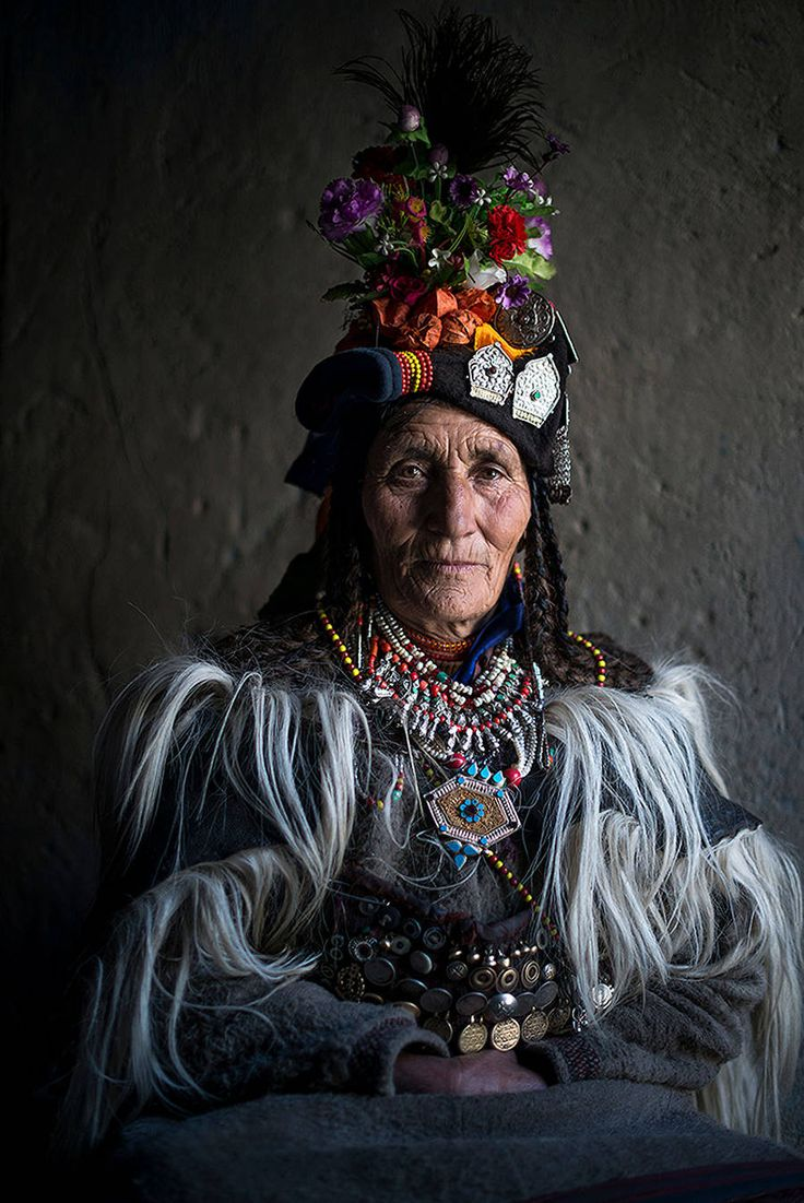 Beautiful Worldwide Portraits by Mattia Passarini – Fubiz Media