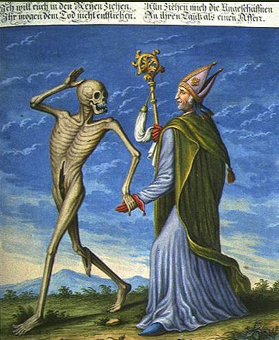 Danse Macabre | Dance of Death com Danse Macabre net Dance of Death net Adam and Eve