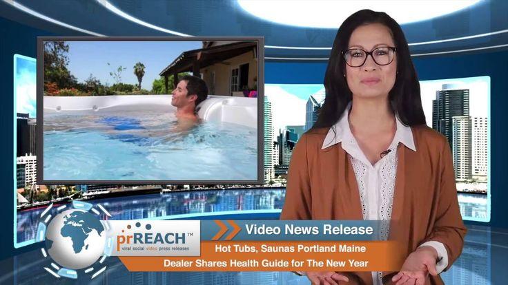 Hot Tubs, Saunas Portland ME, New Year Health Guide