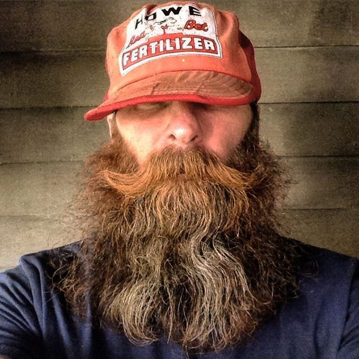 Wavy Beard